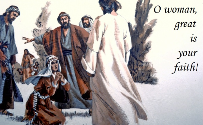 No, Jesus Wasn't aBigot